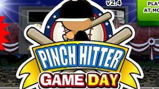 Pinch Hitter Game Day-Walkthrough