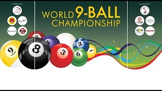 9 Ball 3rd chance 1/4 Final : Chu Bingjie vs Hasanain Ahmed thumbnail