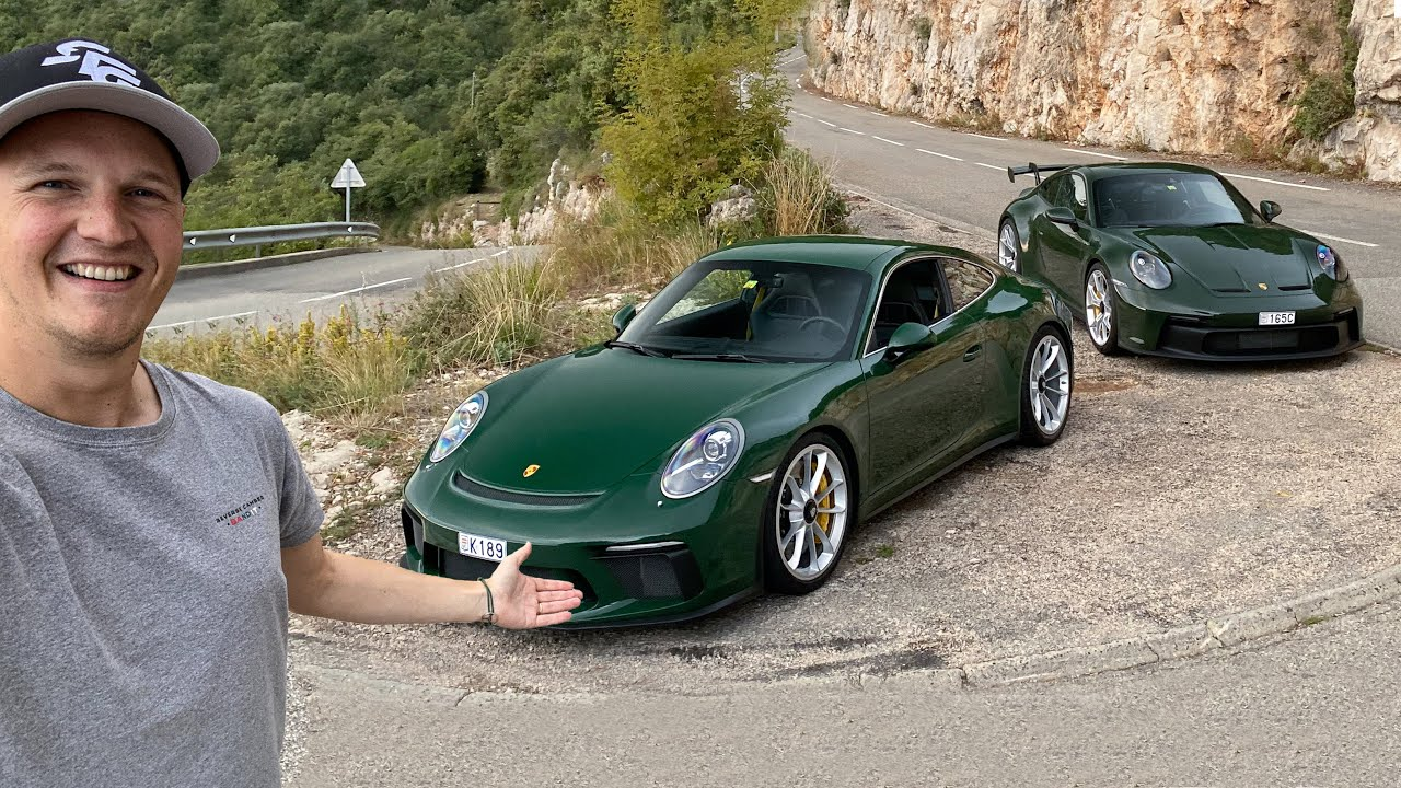 Download 'OLD' GT3 Touring vs NEW GT3! Which Is The Better Road Car?