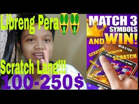 libreng-pera-sa-pag-scratch-lang!!!🤑🤑🤑|free-money-scratch-only🤑🤑🤑