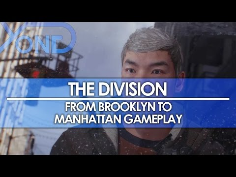 The Division - From Brooklyn to Manhattan Gameplay