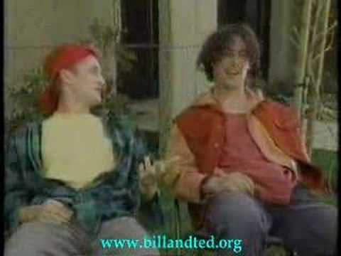 bill and ted's excellent dictionary
