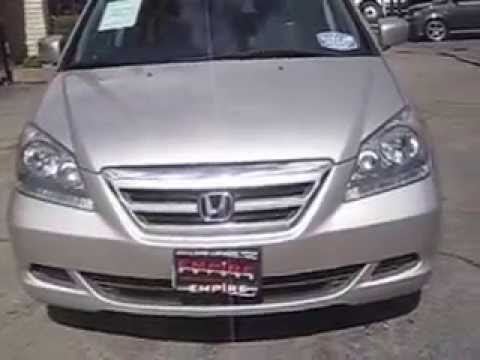 2007 Honda Odyssey EX-L at Empire Motors in Montclair Pomona Los Angeles Riverside Fontana CA