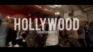 Usher- No Limit (Audio) ft. Young Thug Choreography by: Hollywood