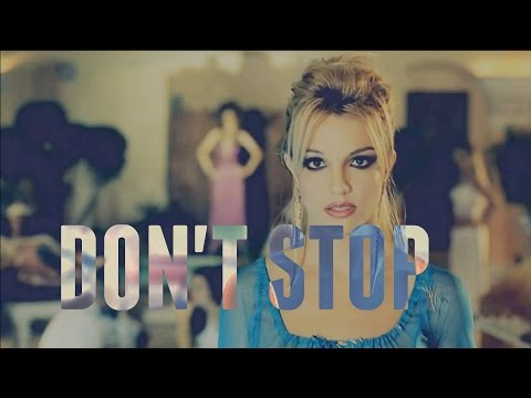 Britney Spears - Don't Stop (2015 Collab Music Video)