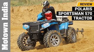 Polaris Sportsman 570 tractor