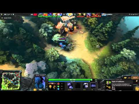 Good Job FLORIDA! HR vs FLORIDA Dota 2 | Frankfurt Major 2015 Open Qualifiers