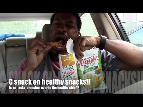 Sensible Portions Garden Veggie Chips and Straws Review