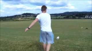 Soccer vs. Frisbee Edition - Dan Hughes