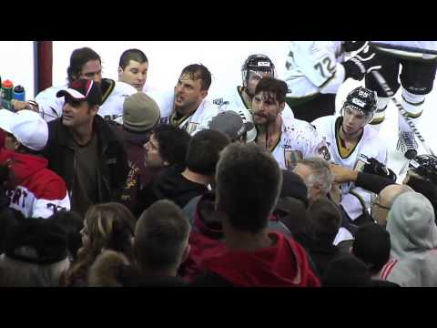Dan Holzman - Friday Night Sports Fight