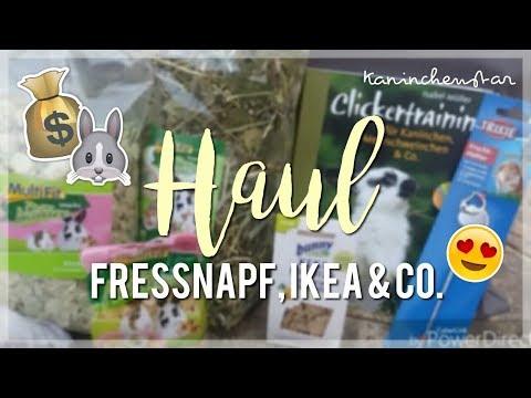 Kaninchen Haul (Fressnapf, Ikea & Co.) | Kaninchenstar