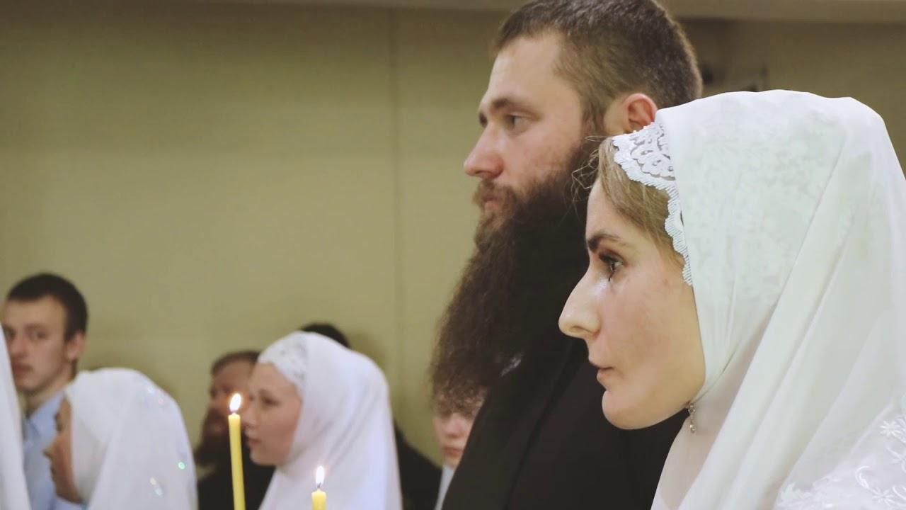 венчание старообрядцев фото это сильно