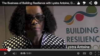 The Business of Building Resilience with Lystra Antoine, Dupont Pioneer
