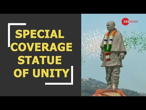 Live Statue of Unity: Special coverage of inaugural of world's tallest statue