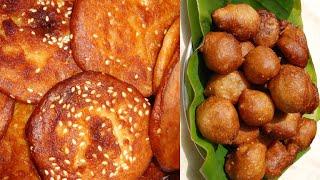 Ariselu and Pakundalu - Andhra Style