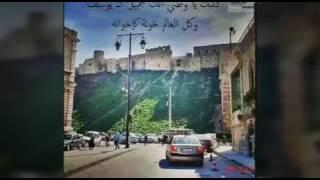 أغنية شهباء وش عملوا فيكي وصور جميلة جدا عن حلب