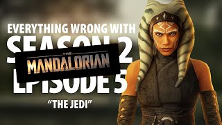 """Everything Wrong With The Mandalorian """"The Jedi"""""""