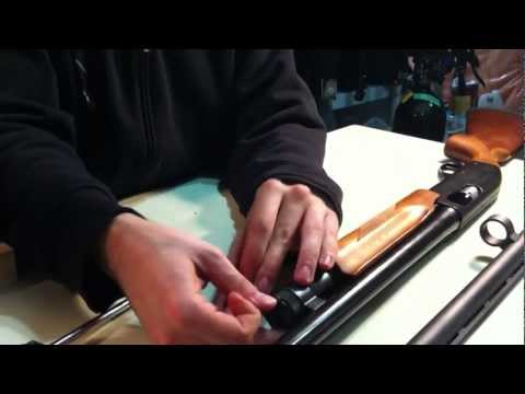 870 Customization - Changing Barrels