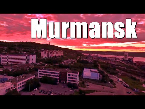 🇷🇺 Murmansk, Russia - tourism and sightseeing