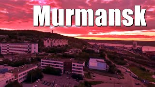 Murmansk, Russia - tourism and sightseeing