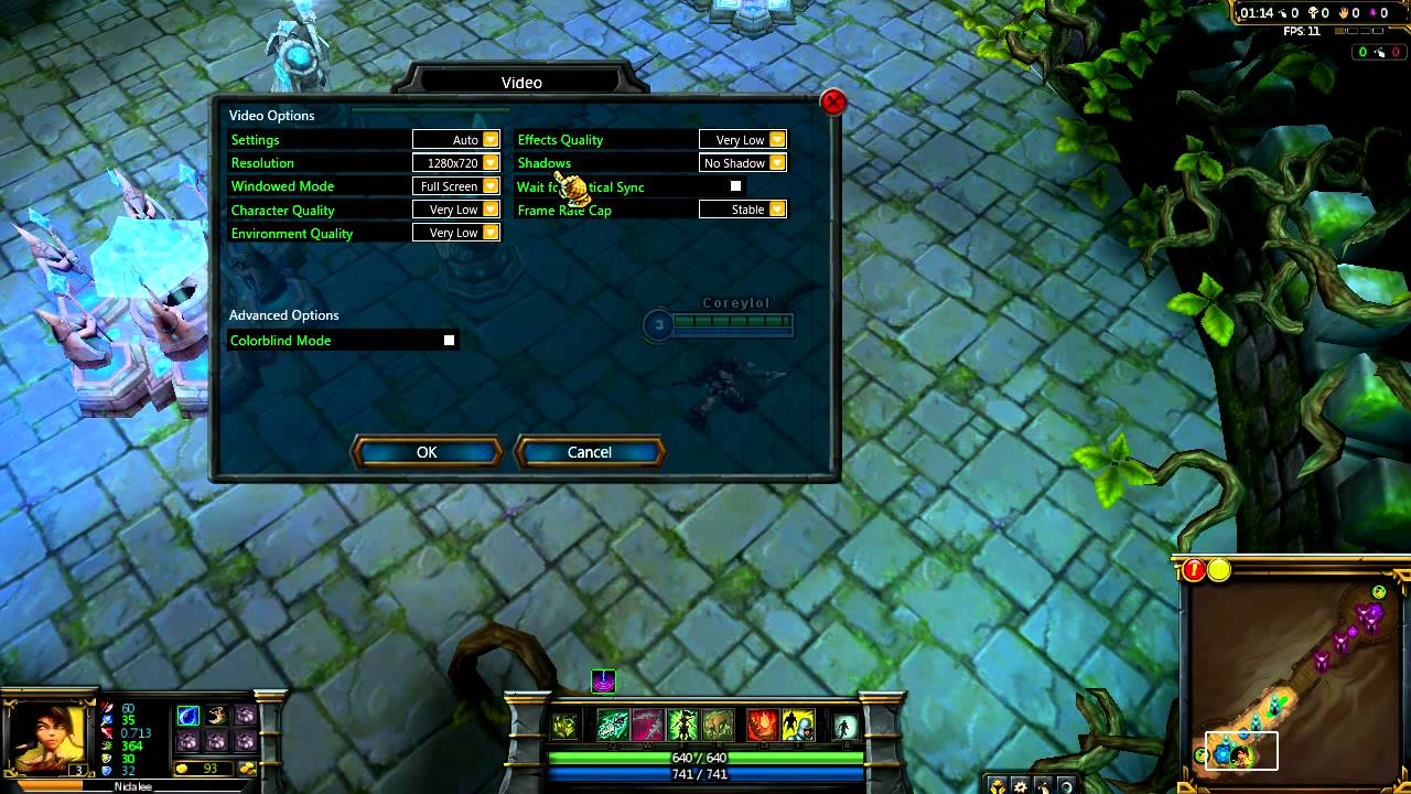 league of legends how to add message