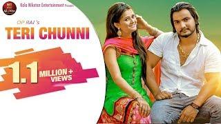 TERI CHUNNI तेरी चुन्नी I New Haryanvi Song I Anjali Raghav I Raju Punjabi I Kala Niketan