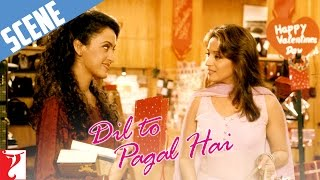 Video Scene: Dil To Pagal Hai | Meet Your Soul Mate On ''Happy Valentine's Day"