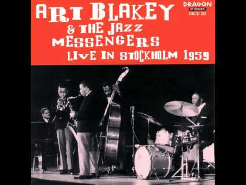 Art Blakey & Lee Morgan - 1959 - Live In Stockholm - 03 Lester Left Town