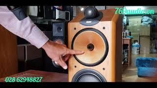Bộ dàn nghe nhạc Acousphase E 303 bãi Nhật, loa B&W CDM 9NT bãi Anh tại 769audio 0909 933 916