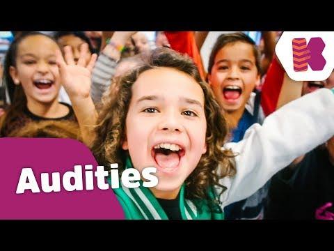 DIT IS HET NIEUWE KOOR! (Vlog 99 - Audities) Kinderen voor Kinderen