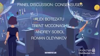 BlockchainUA. Panel discussion: Consensuses