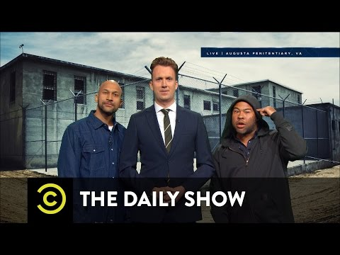 Previously Incarcerated Citizens Reject Their Right to Vote: The Daily Show