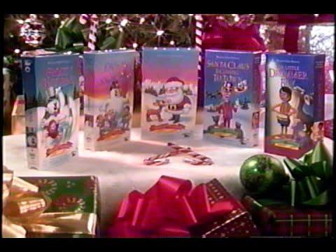 Christmas Classics Series - Family Home Entertainment (1993) Promo (VHS Capture)