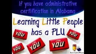 Alabama PLU information