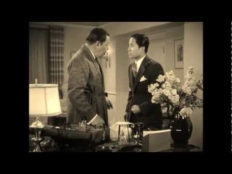 Charlie Chan at The Race Track Warner Oland - Keye Luke