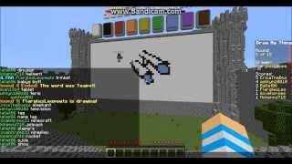 Minecraft Mini Game - Draw My Thing - Bad Jokes