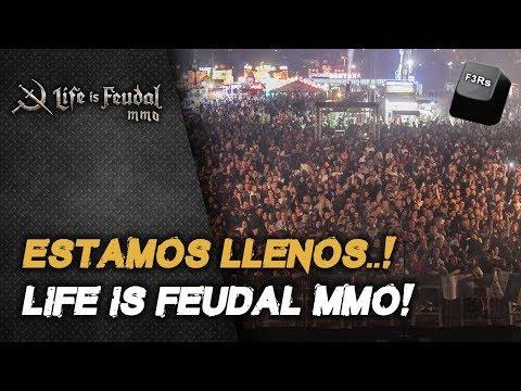 Life is Feudal: MMO #30 No cabemos..! - Gameplay español