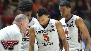 Virginia Tech Hokies Earn 8-Seed In NCAA Tournament