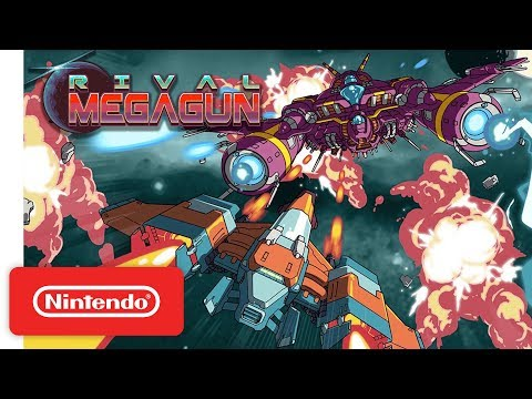 Rival Megagun - Launch Trailer - Nintendo Switch