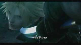 Final Fantasy VII: Advent Children E3 2005 Trailer