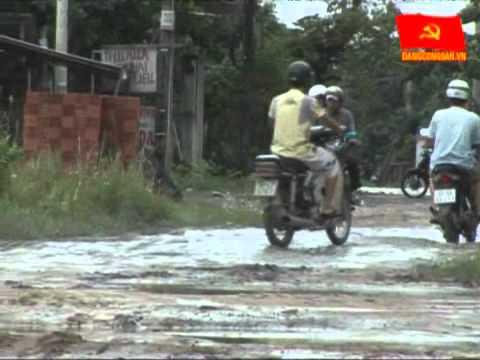 Thành phố Biên Hòa   Đường dân sinh bao giờ mới được cải thiện
