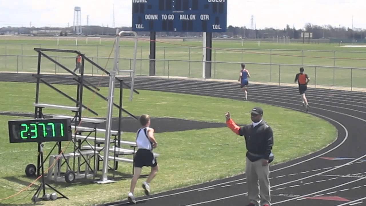 Alec Scott - Belvidere Central Middle School - Track - 1 mile - 5 ...
