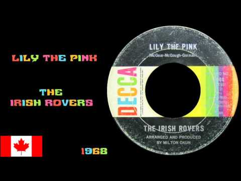 The Irish Rovers - Lily The Pink