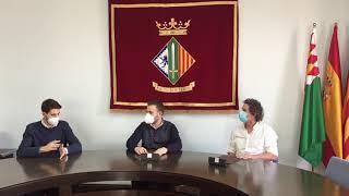Acord de continuïtat dels agents cívics a Bellaterra