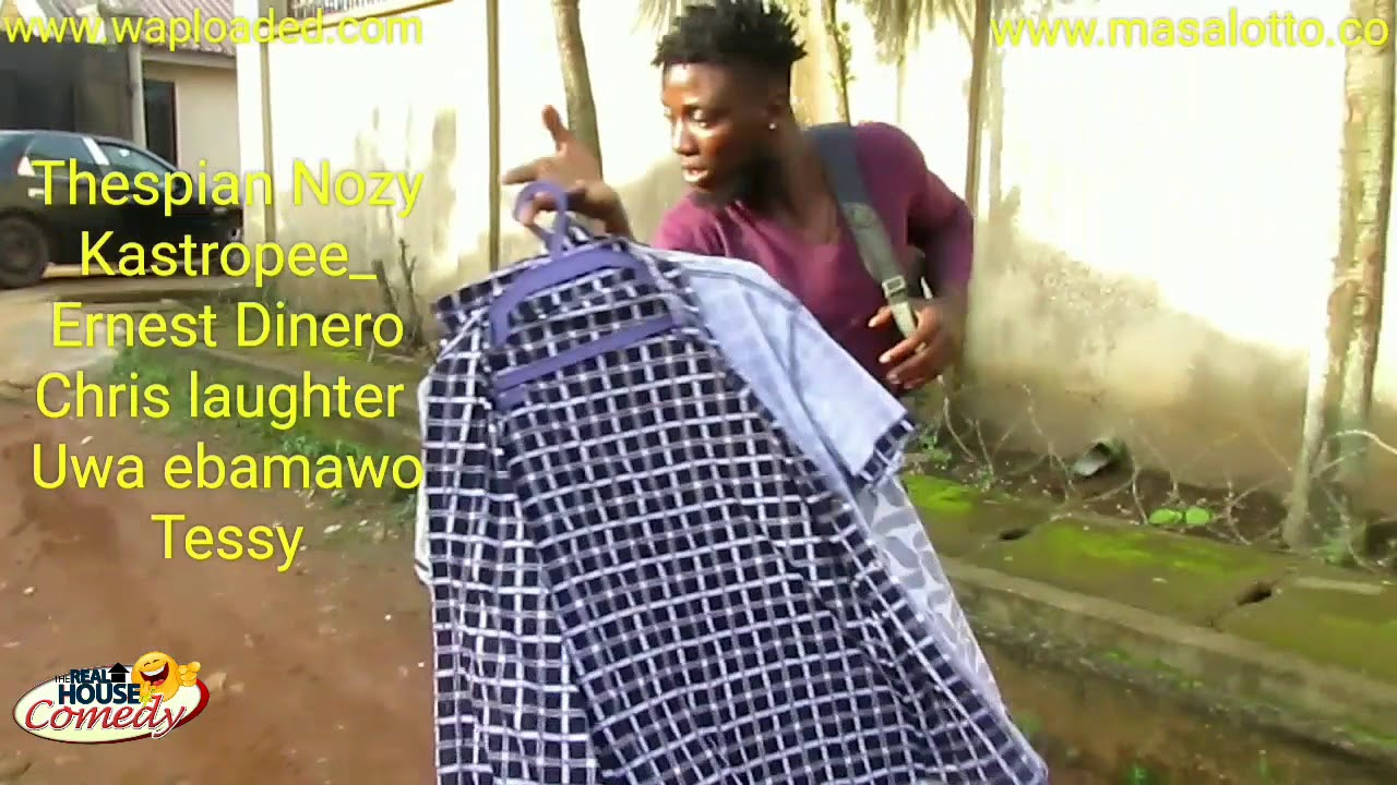 The Clothes Seller (Real House Of Comedy)