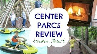 CENTER PARCS REVIEW     ELVEDEN FOREST     EMILY NORRIS