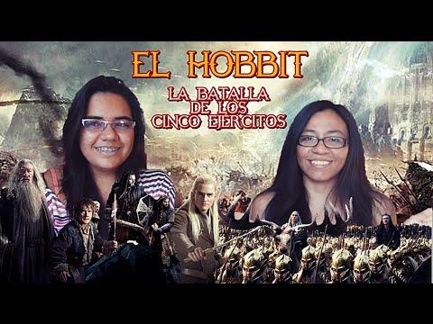 Libro a Película: El Hobbit: La Batalla de los Cinco Ejércitos | La Nación de Libros 9 3/4