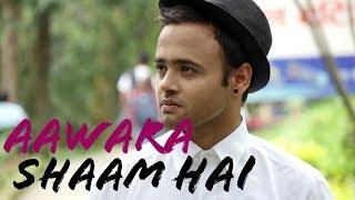 Aawara Shaam Hai Meet Bros Cover By Nishan Nepal Ft Selina Cute Love Story