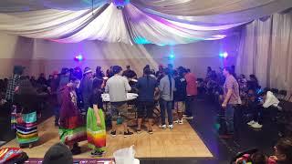 Albuquerque Community Round Dance April 27 2018 Clip 28