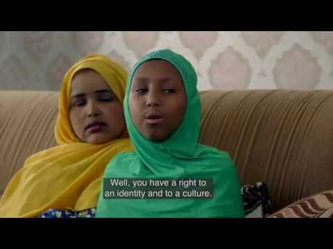 Child Rights (3) - Idil explains her rights to her family